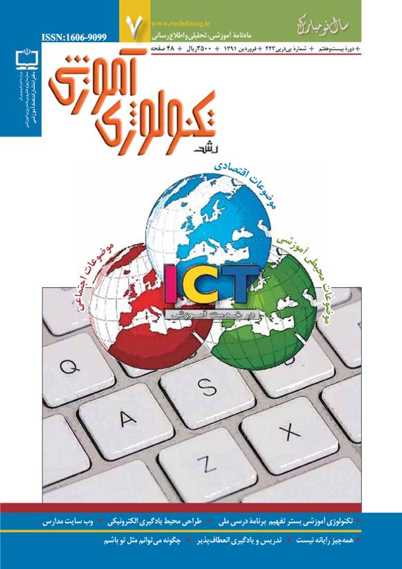 دانش در اشتراک کتاب شد توزیع «رشد تکنولوژی آموزشی» 7