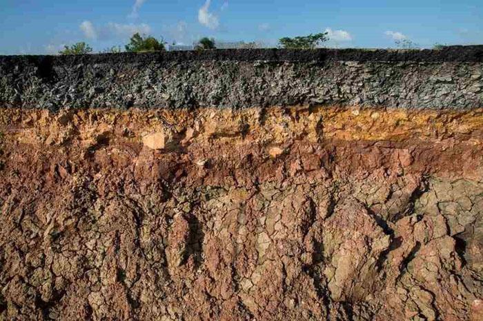عوامل تشکیل دهنده خاک